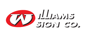 WILLIAMS SIGN CO.